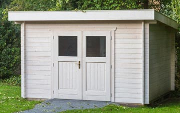 Ruislip garden shed costs