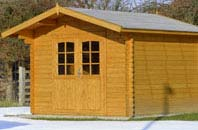 Ruislip shed installation